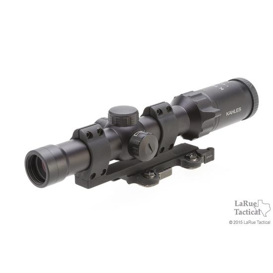 Image of Kahles K16i 1-6x24 Rifle Scope (30mm) with LaRue QD Mount