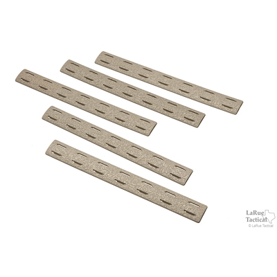 Image 1 of BCM­ MCMR MLOK Rail Panel Kit - 5 Pack