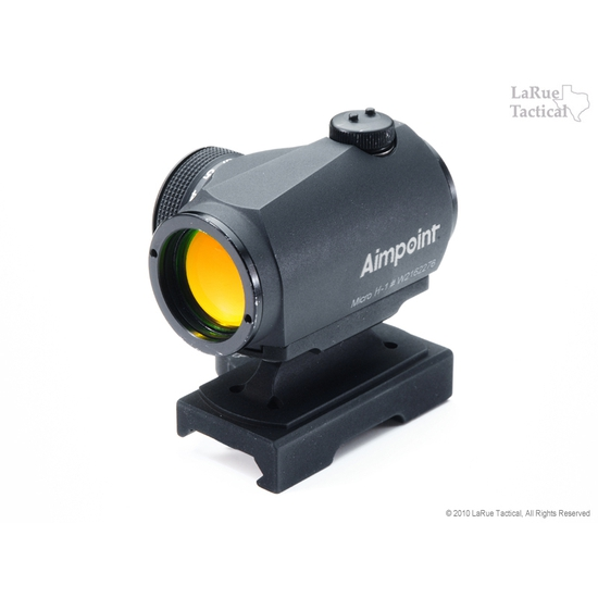Image of Aimpoint Micro H-1 2MOA/M4 Mount Combo