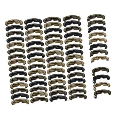 Image 1 of LaRue Camo Index Clip Set (72 pcs)