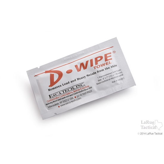 Image of D-Wipe Towels