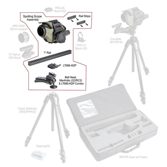 Image of LaRue Tactical SPOTR - Basic Kit