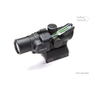 Image of Trijicon 1.5x16 TA44 ACOG Scope and LT105 QD Mount