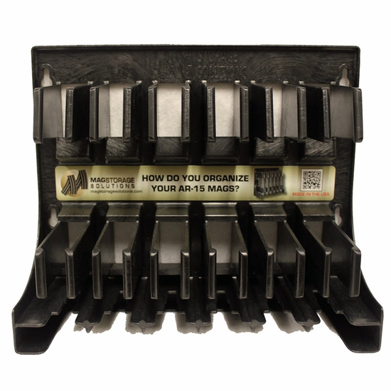 Image of MagStorage Solutions AR-15 Magazine Storage