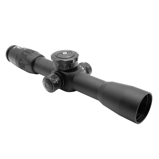 Image of US Optics 1.8-10x42mm FDN 10x and LaRue Mount