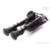 Image of Harris Bipod BRM and LaRue Tactical LT130 QD Mount