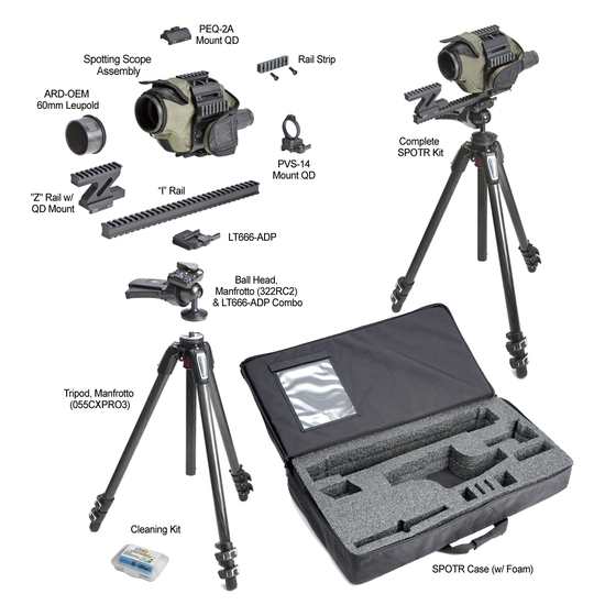 Image of LaRue Tactical SPOTR - Complete Kit