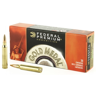 Image 1 of Federal Premium GMM .223 Rem  77 Gr. SMK