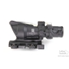 Image of Trijicon ACOG TA31H-G 4x32 Scope w/ Horseshoe / Dot Reticle and M4 BDC and LT100 QD Mount