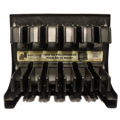 Image 1 of MagStorage Solutions AR-15 Magazine Storage