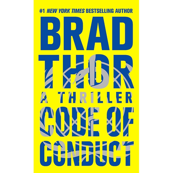 Image of Code of Conduct by Brad Thor