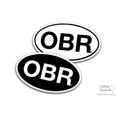 Image 1 of LaRue OBR Oval Decals/Stickers