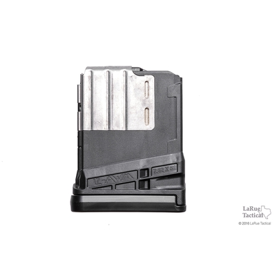 Image 1 of Lancer L7 Advanced Warfighter Magazine, 10 Round, Black for 7.62mmX51