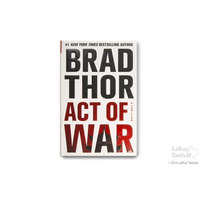 Image 2 of Book/ Act of War: A Thriller by Brad Thor