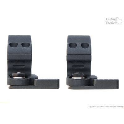 Image 2 of LaRue Tactical Ultra-Low Mount Rings QD, LT719