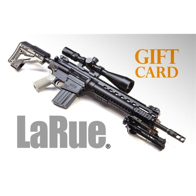 Image 1 of LaRue Gift Card - OBR White