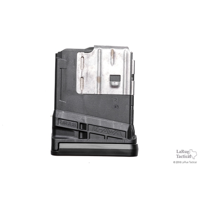 Image 2 of Lancer L7 Advanced Warfighter Magazine, 10 Round, Black for 7.62mmX51