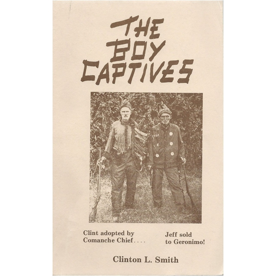 Book - The Boy Captives