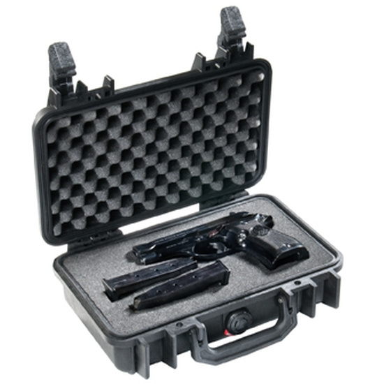 Image of Pelican Pistol Case /BLACK