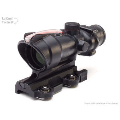 Image 1 of Trijicon 4x32 TA31F ACOG® Scope and QD Mount
