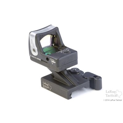 Image 2 of Trijicon RMR RM05G Dual Illuminated Green and QD Mount Combo