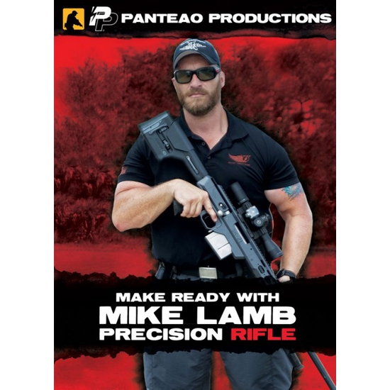 Image of DVD/ Make Ready With Mike Lamb: Precision Rifle