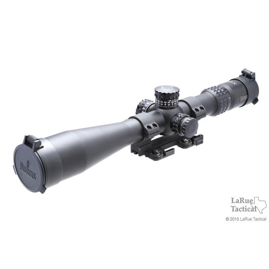 Image of Burris XTR II 5-25x50 Riflescope with SCR Mil/MOA Reticle (34mm) with LaRue QD Mount
