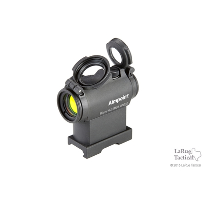 Image 1 of Aimpoint Micro H-2 2MOA/M4 QD Mount Combo
