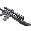 Image of Burris XTR II 4-20x50 Riflescope with SCR Mil/MOA Reticle (34mm) with LaRue QD Mount