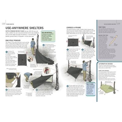 Image 2 of Book - Survival - The Survival Handbook: Essential Skills for Outdoor Adventure