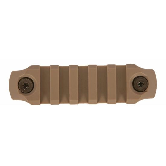 Image of BCM KeyMod 3 Inch Picatinny Rail Section, Nylon