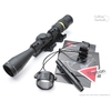 Image of Trijicon Accupoint 3-9X40 Scope TR20-2G, Mil-Dot Crosshair and LT104-1 Mount
