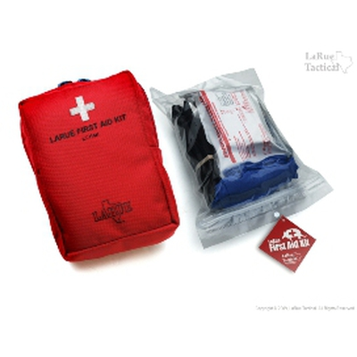 Image 1 of First Aid Kit with Pouch
