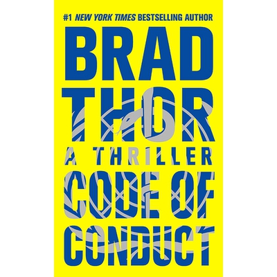 Image 1 of Code of Conduct by Brad Thor