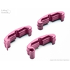 Image of LaRue Tactical HandStop and IndexClip PINK Combo, 74 Total Piece Set