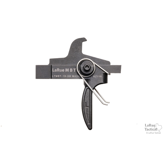 Image of LaRue MBT-1S Single Stage Straight Bow Trigger