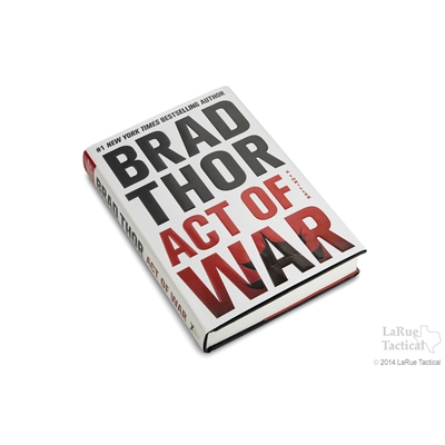 Image 1 of Book/ Act of War: A Thriller by Brad Thor