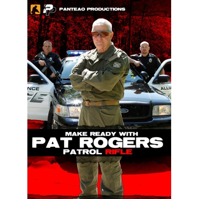 Image 1 of DVD/ Make Ready With Pat Rogers: Patrol Rifle