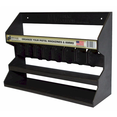 Image 1 of MagStorage Solutions Pistol Mag Holder