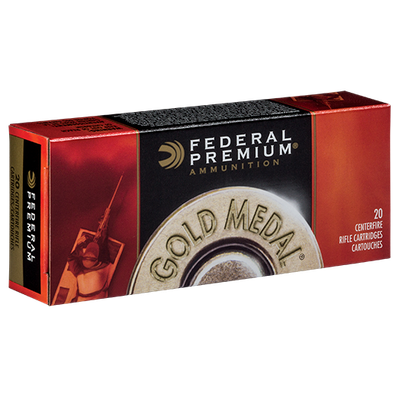 Image 1 of Federal Premium GMM .223 Rem  69 Gr. SMK