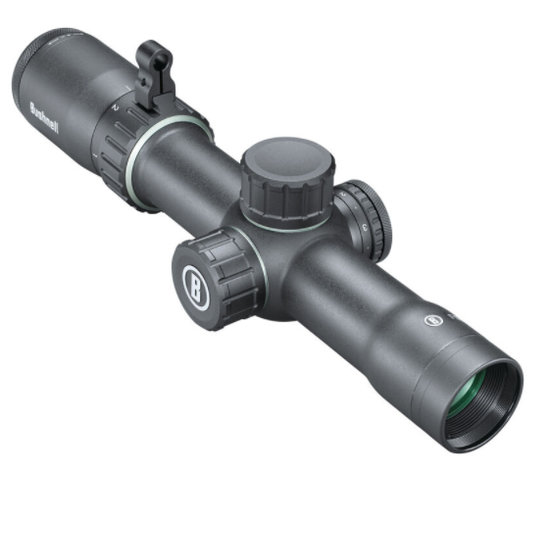 Image of Bushnell Forge 1-8x30 and LaRue Mount