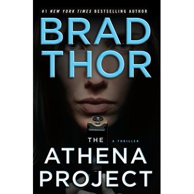 Image 1 of Book/ The Athena Project by Brad Thor