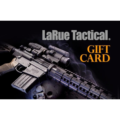 Image 1 of LaRue Gift Card - OBR Smoke