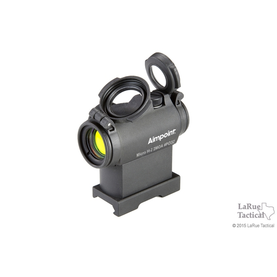 Image of Aimpoint Micro H-2 2MOA/M4 QD Mount Combo