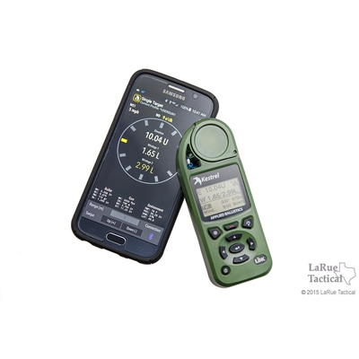 Image 2 of Kestrel Elite 5700 Weather Meter with Applied Ballistics & LiNK
