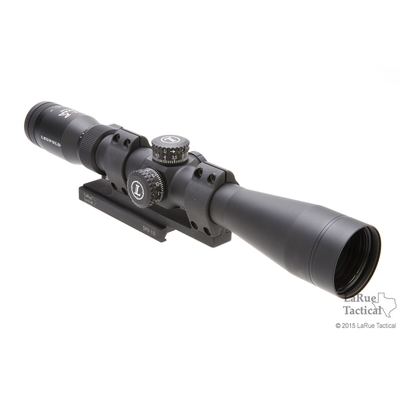 Image 2 of Leupold VXR Patrol 3-9x40mm FireDot TMR (30mm) with LaRue QD Mount