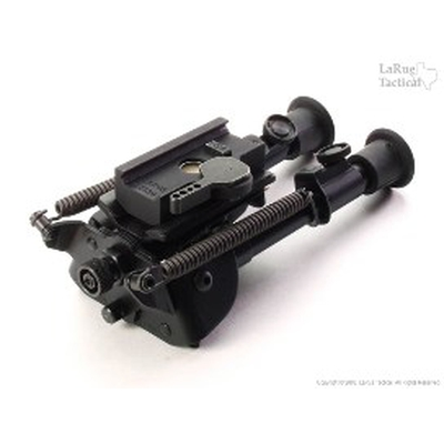 Image 1 of Harris Bipod BR-S and LaRue Tactical LT130 QD Mount
