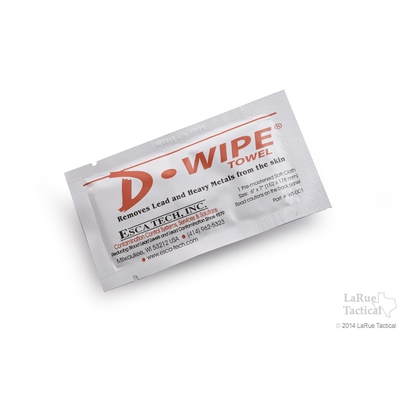 Image 1 of D-Wipe Towels