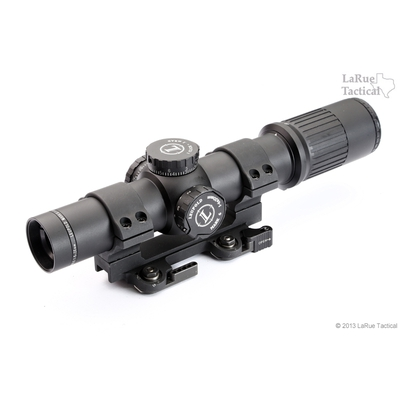 Image 1 of Leupold Mark 6 1-6x20mm M6C1 with LaRue QD Mount