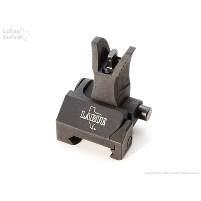 Image 1 of Troy Front Folding Front Battle Sight with Tritium insert
